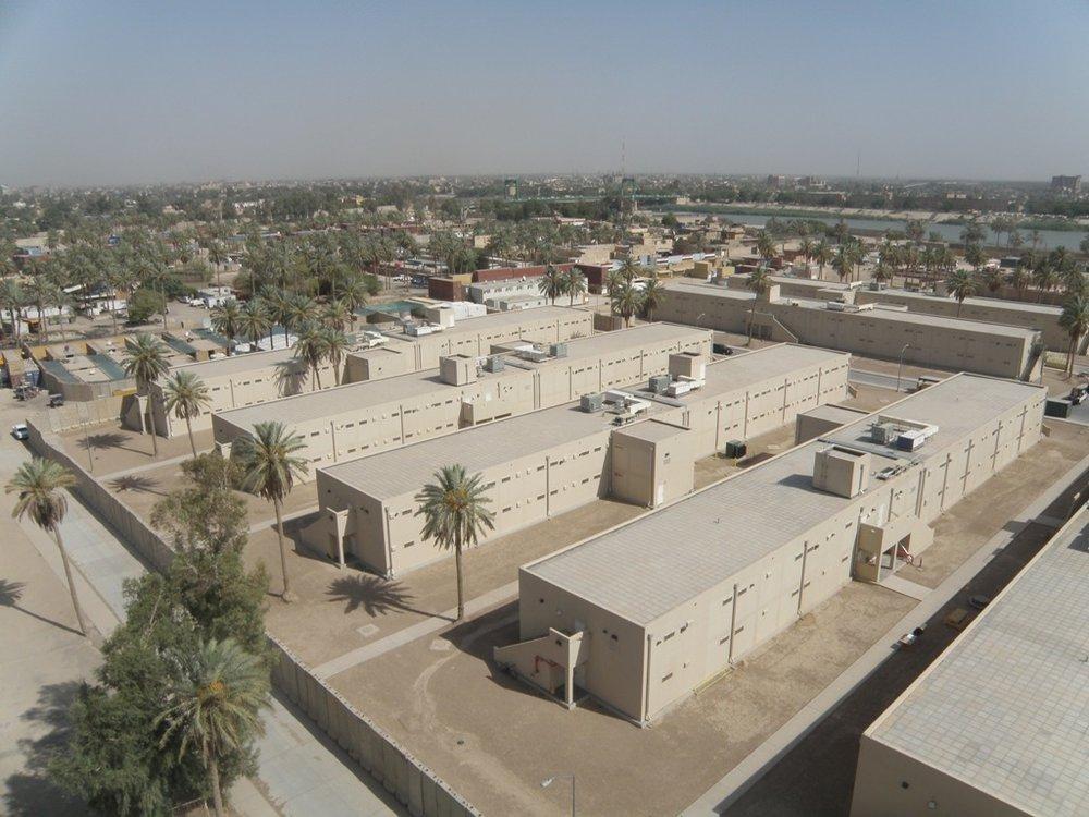 Baghdad Embassy Iraq