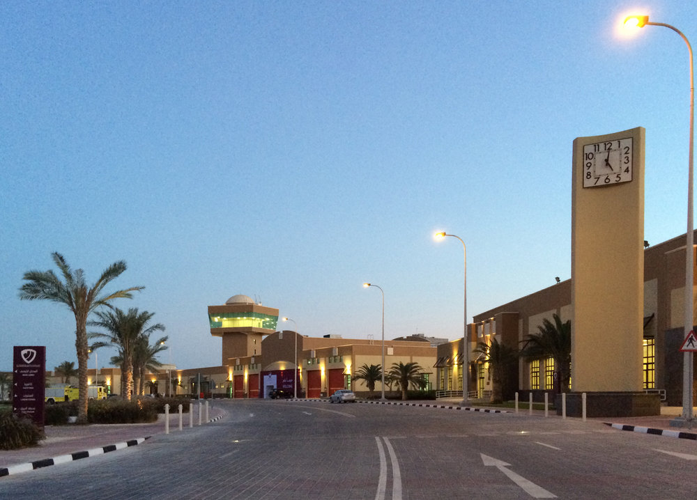 Ras Laffan Emergency & Safety College
