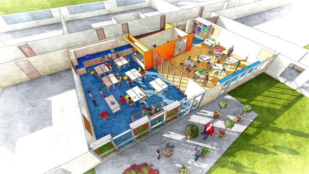 Cazenovia Central School District Elementary School STEM Lab