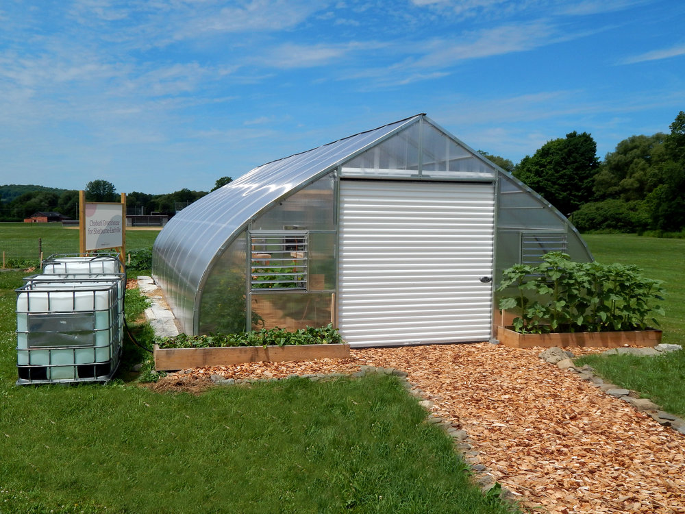 Sherburne-Earlville Central School District Greenhouse