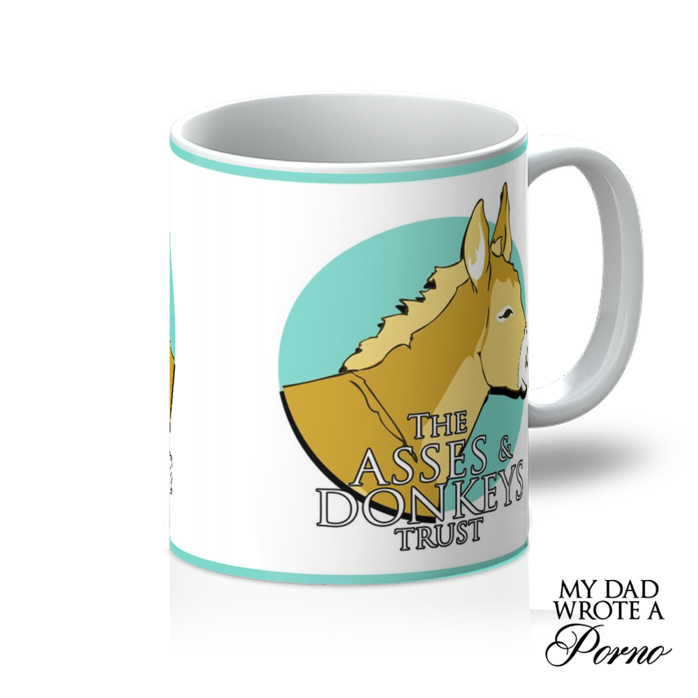 The Asses & Donkeys Trust Mug   £12.99