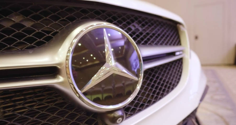 Event Video Mercedes Benz Product Supplier Conference Cinepear