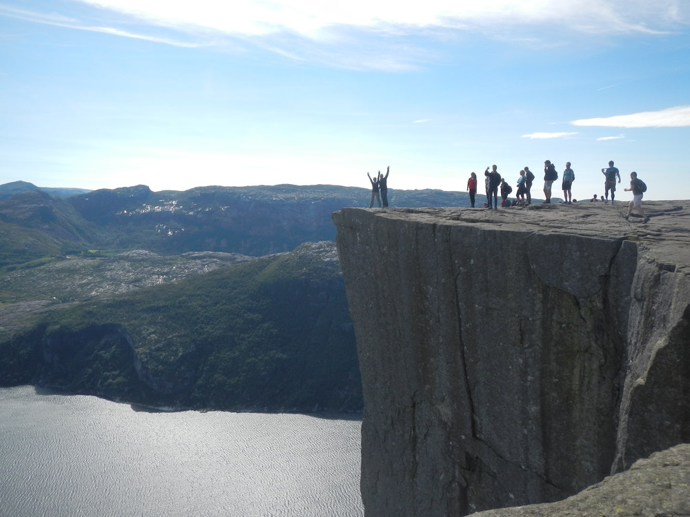 Preikestolen (Pulpit Rock)