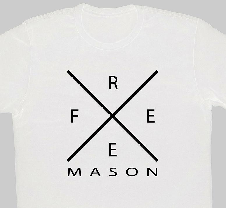 Freemason Cross T-Shirt white cropped.jpg