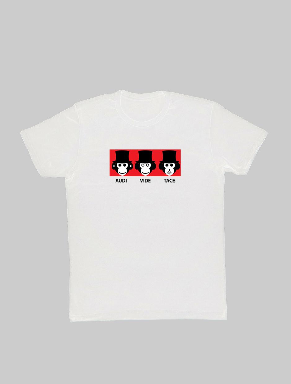 Audi Vide Tace Freemason T-Shirt white.jpg