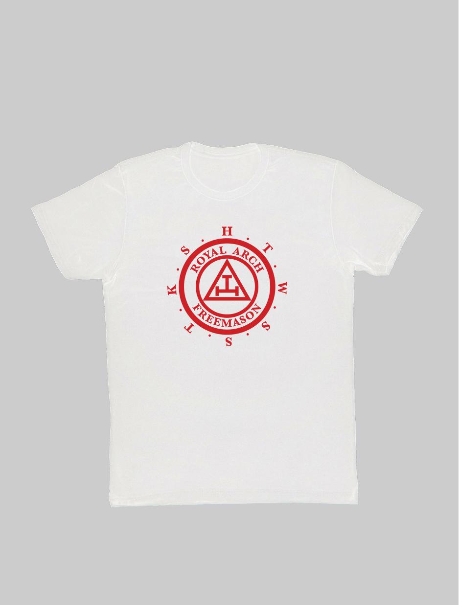 Royal Arch Freemason T-Shirt white.jpg