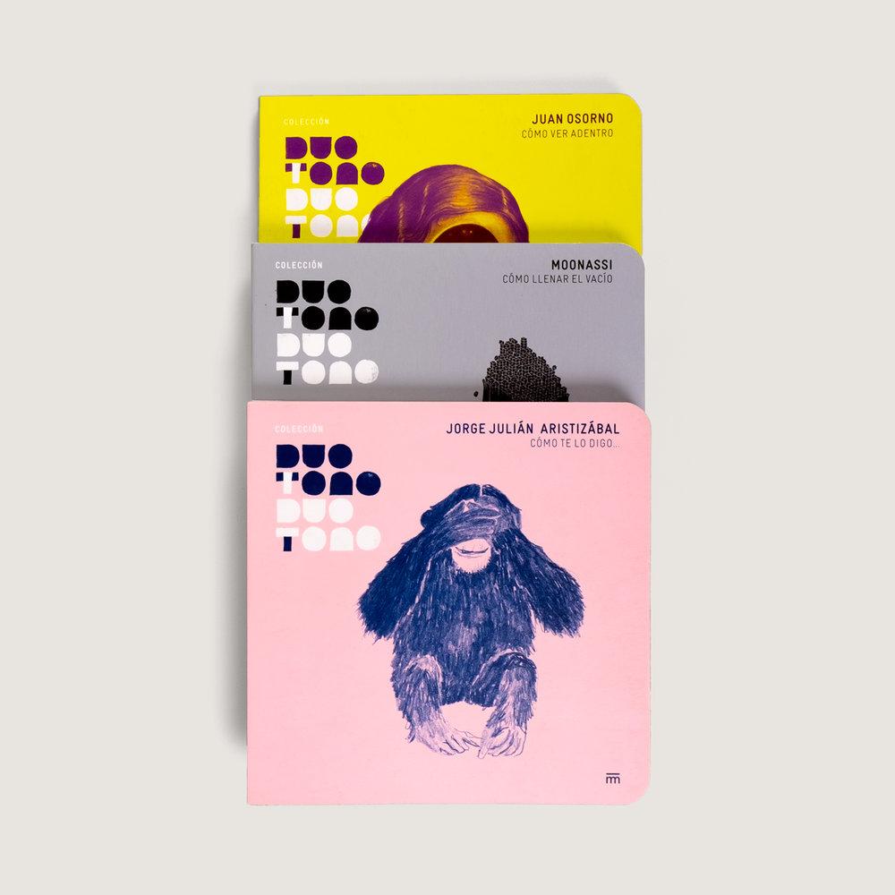 Colección Duotono · 2  $120.000
