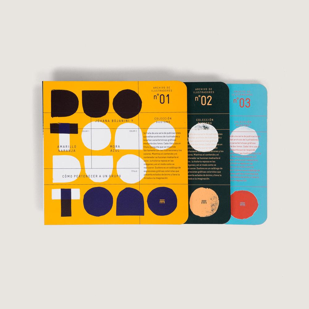 Colección Duotono · 1  $120.000