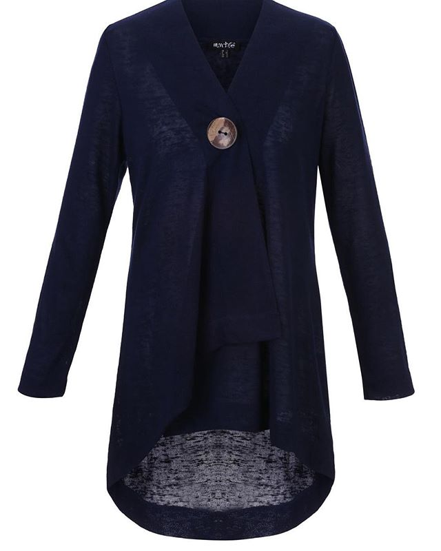 Perfect spring outfit for this weeks warm weather  Cotton Star top £42 One Button Cardi £45