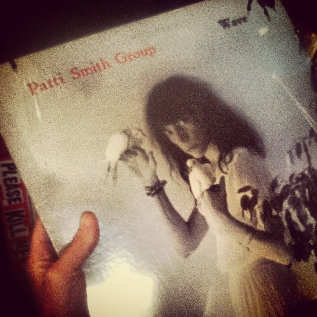 Patti Smith Group Wave