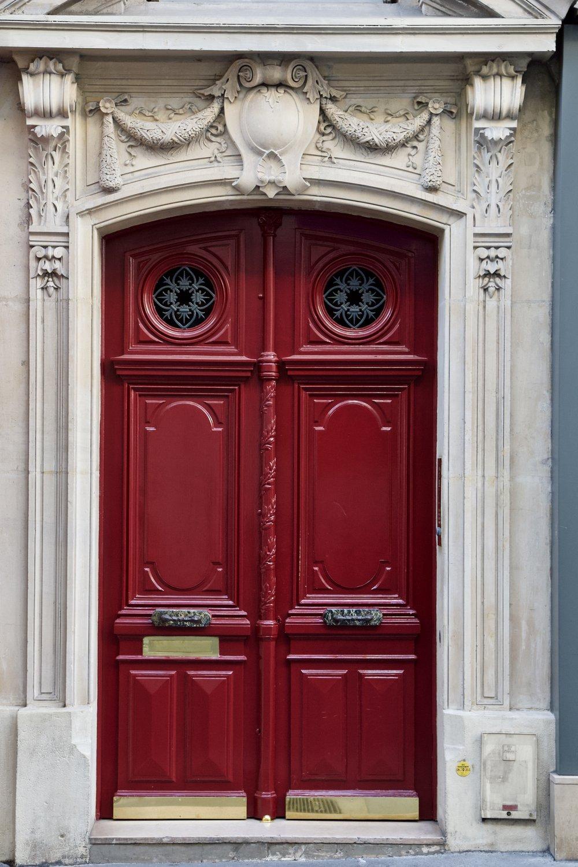 Distinctive Doorway…one of many