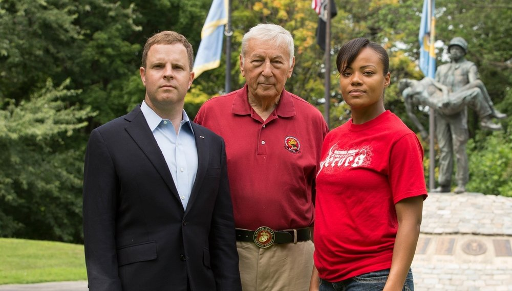 Endorse Sean's Plan to Honor our Veterans    Endorse Plan