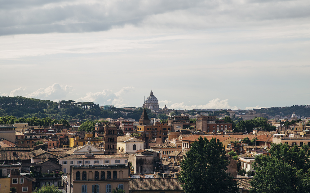 Rome: Week Two