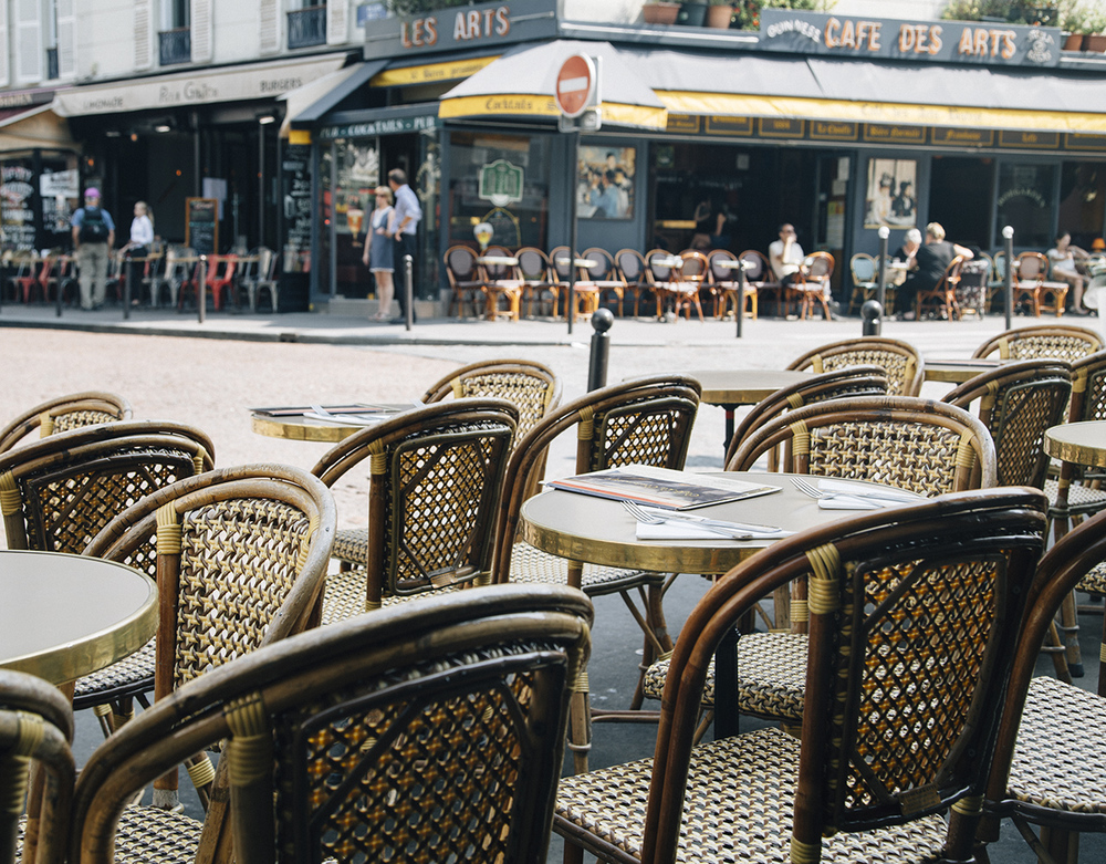 "A Walk With Hemingway: Touring Paris's Latin Quarter Following His ""A Moveable Feast"" Footsteps"