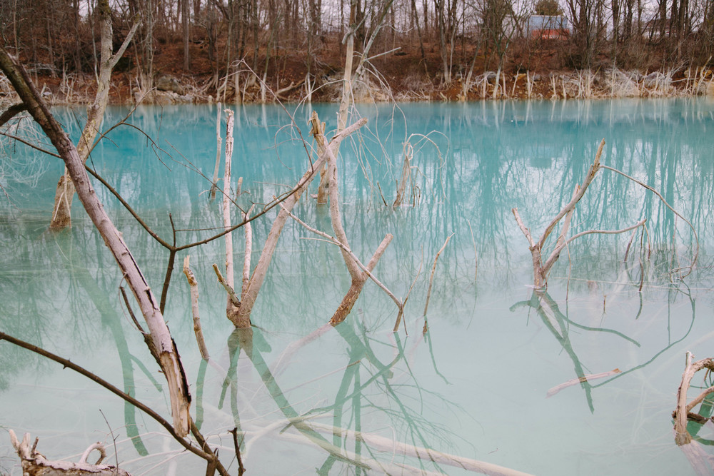 Local Adventurer: Central Pennsylvania's Blue Lagoon