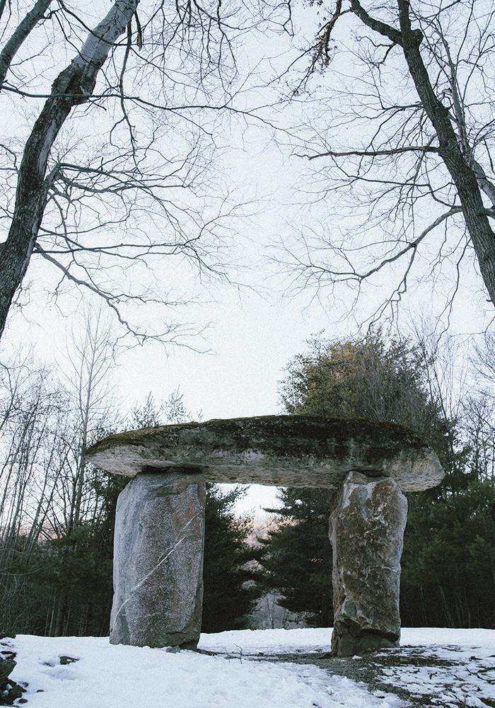 Pennsylvania's Stonehenge: Exploring The Keystone State's Megalith Park