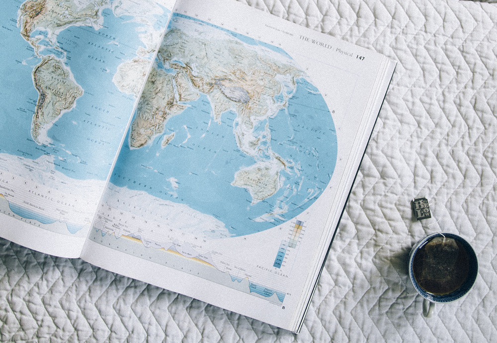 A Beginner's Guide To Planning The Perfect Travel Itinerary