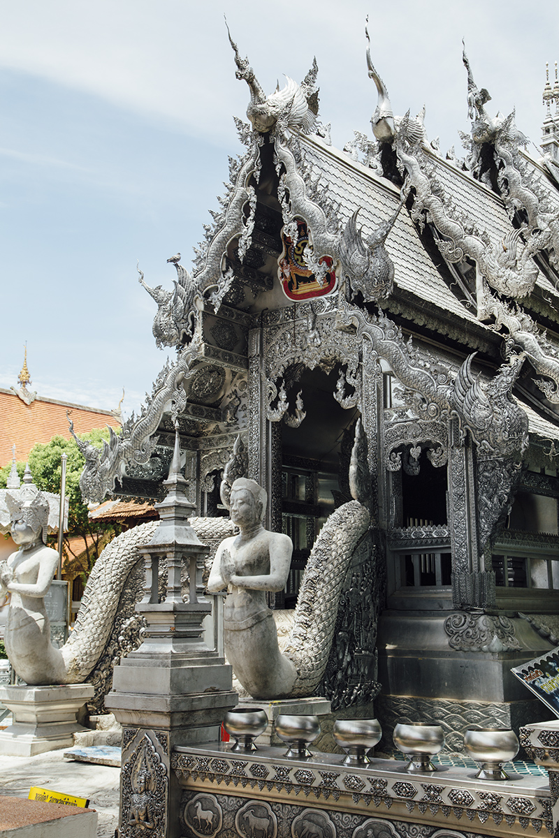 A Look Inside The Stunning Chiang Mai Silver Temple