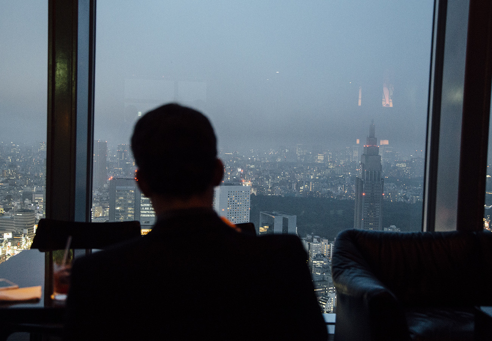 Getting Lost In Translation At The Park Hyatt Tokyo