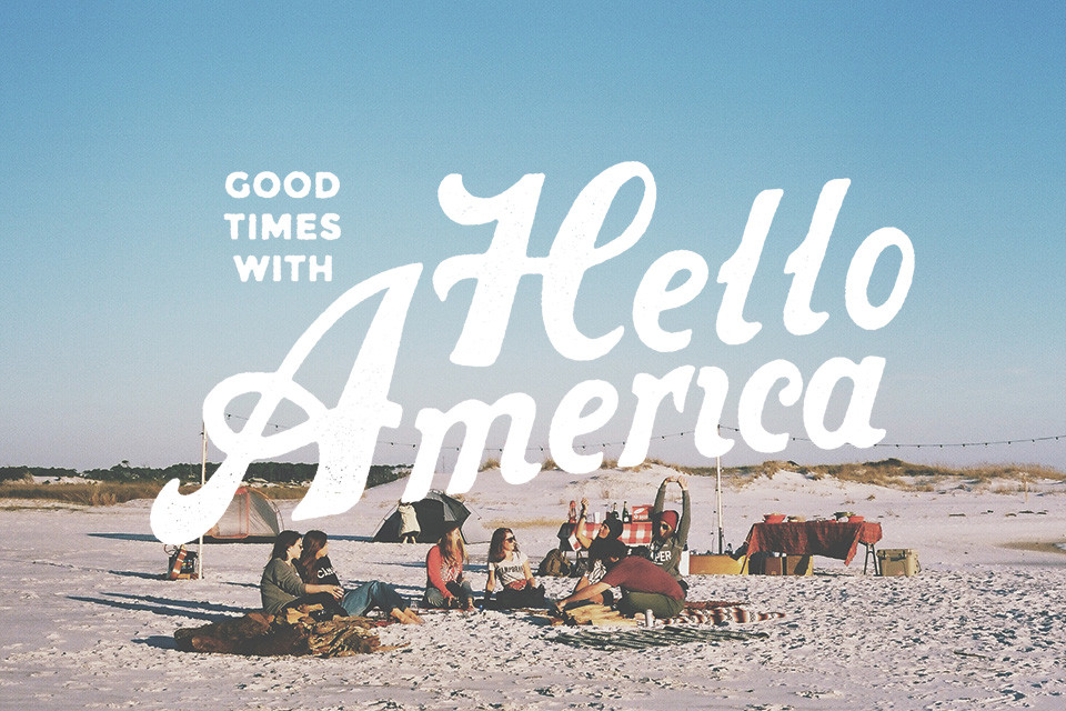 """Get Out There"" With Hello America 