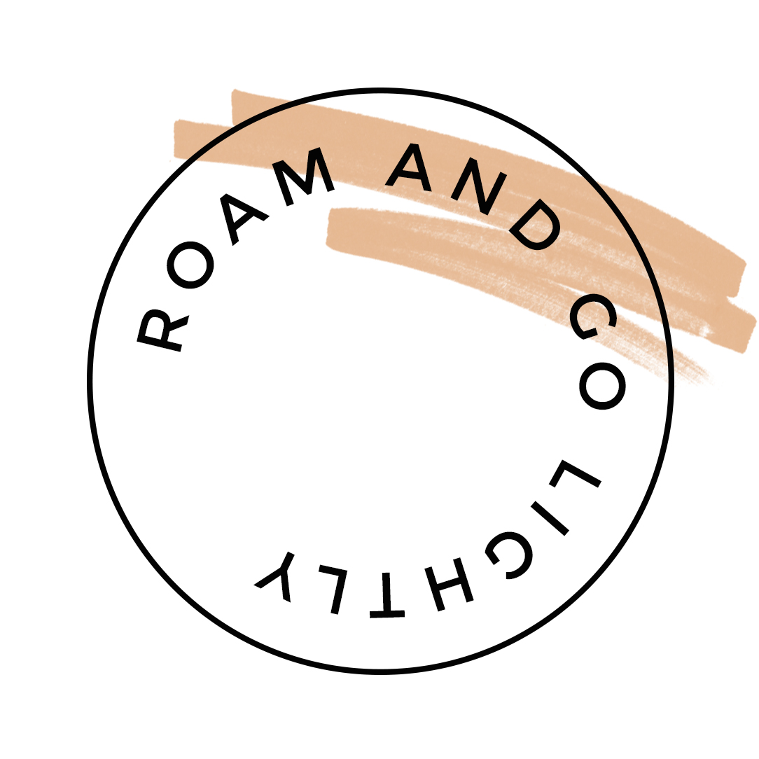 Roam + Go Lightly
