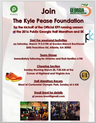Georgia — Blog — Kyle Pease Foundation