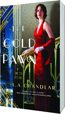 Book Two of The Art Deco Mystery Series