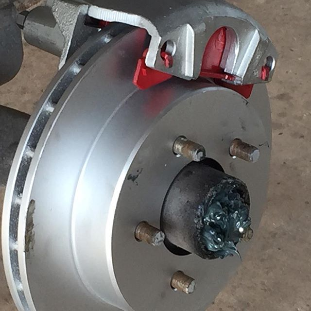 Do you need new #trailer brakes?  Hitch King in #keywest #bigcoppitt can help!  #floridakeys #flkeys