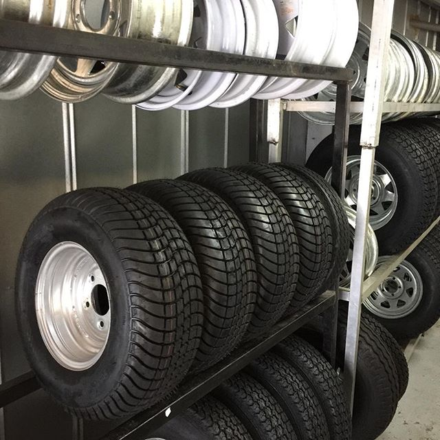 New Trailer Tires in stock.  #KeyWest #BigCoppitt #trailer #trailerrepair #floridakeys #flkeys