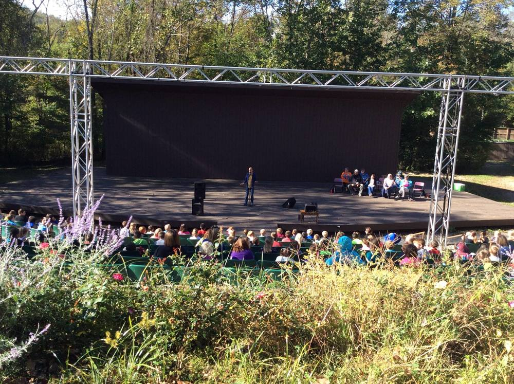 2015 Prickets Fort Storytelling Festival