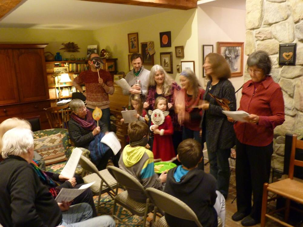 Susanna's Holiday House Concert