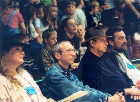 Karen Vuranch, Andy Fraenkel, Rich Knoblich, Keith McManus