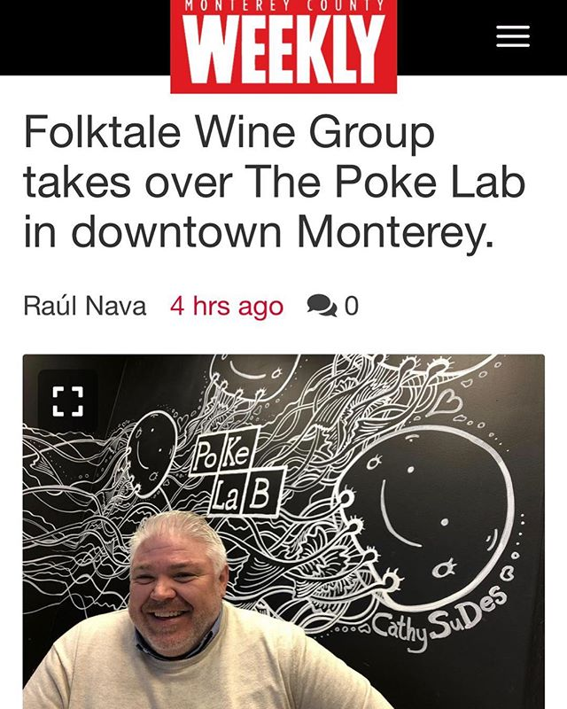 A link to the Monterey County Weekly article is located in our profile. Thanks Raúl!