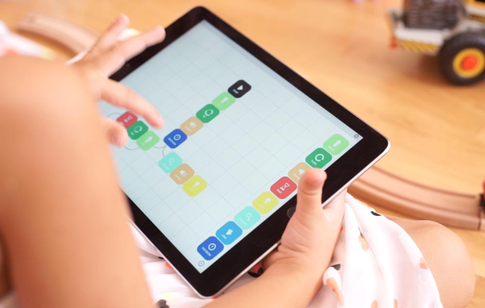 Robot Child App Code