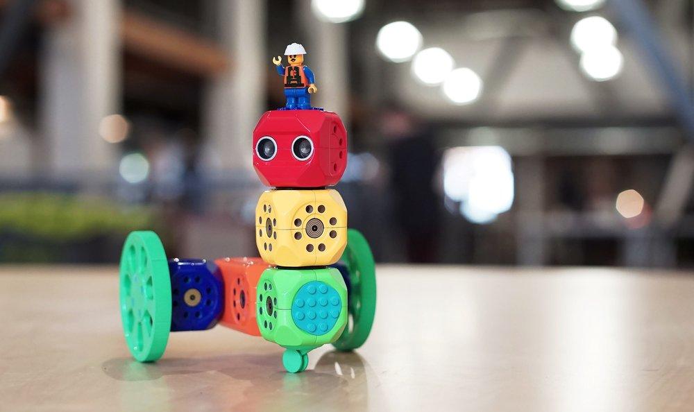 Robo with Lego