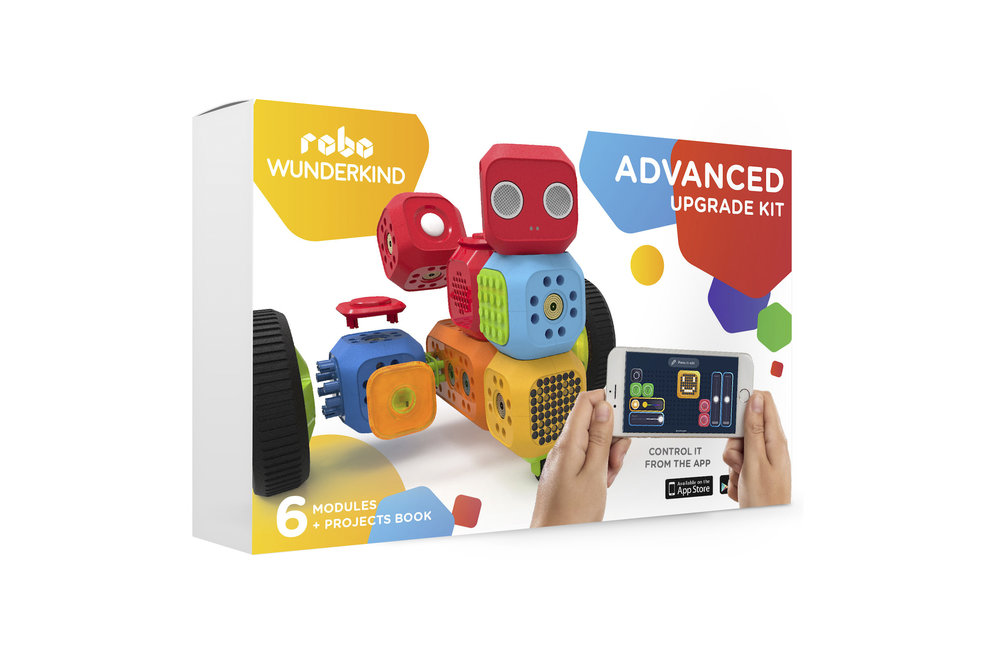 Robo Wunderkind advanced