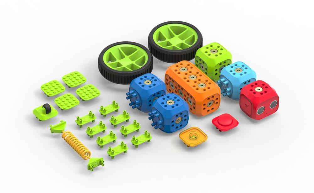 Black Friday discounts - Robo Wunderkind robotics kit