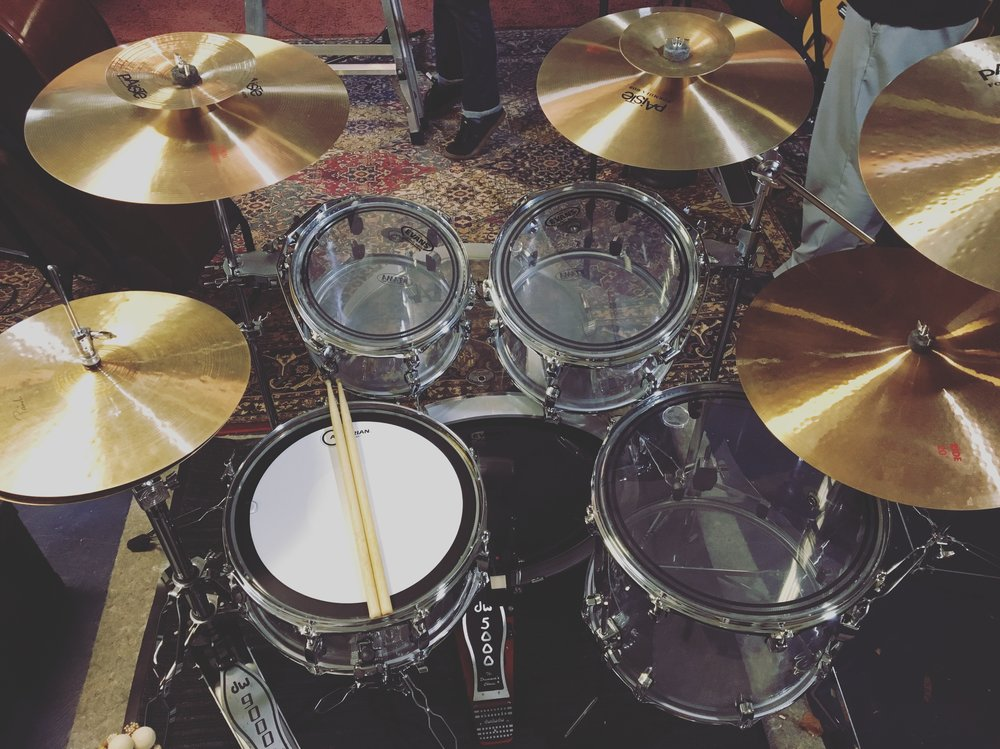 I love these drums 👌🏻