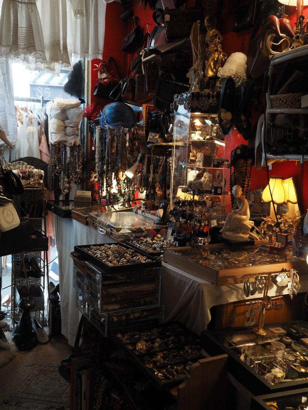 Shop Paris: A Guide to Vintage Shopping in Paris — WANDERLIST
