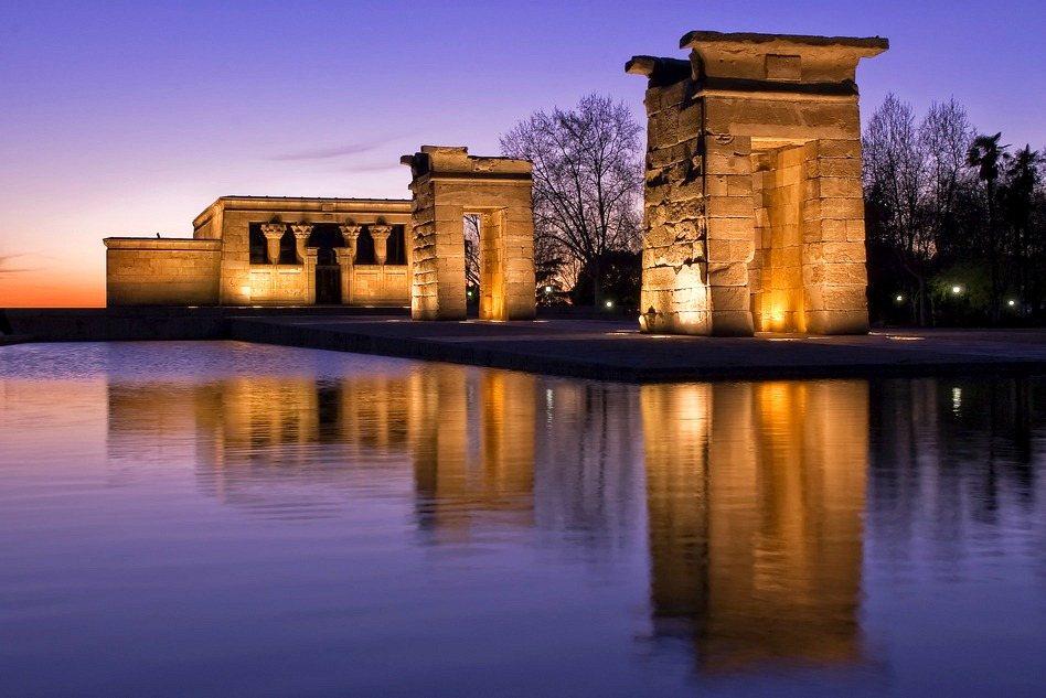 Temple de Bod