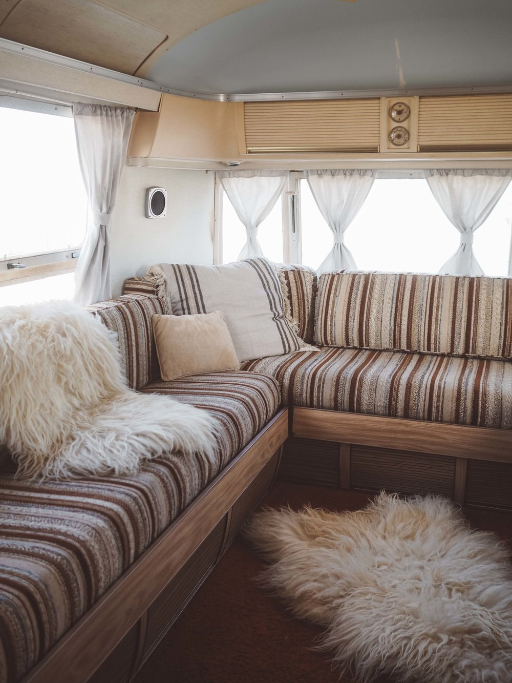 1975 Airstream Interior