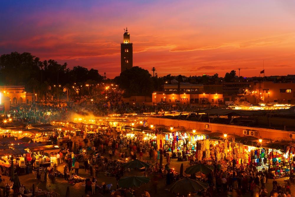 Marrakech, Morocco
