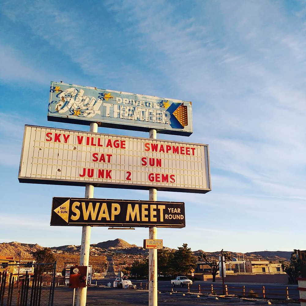 Sky Village Outdoor Marketplace