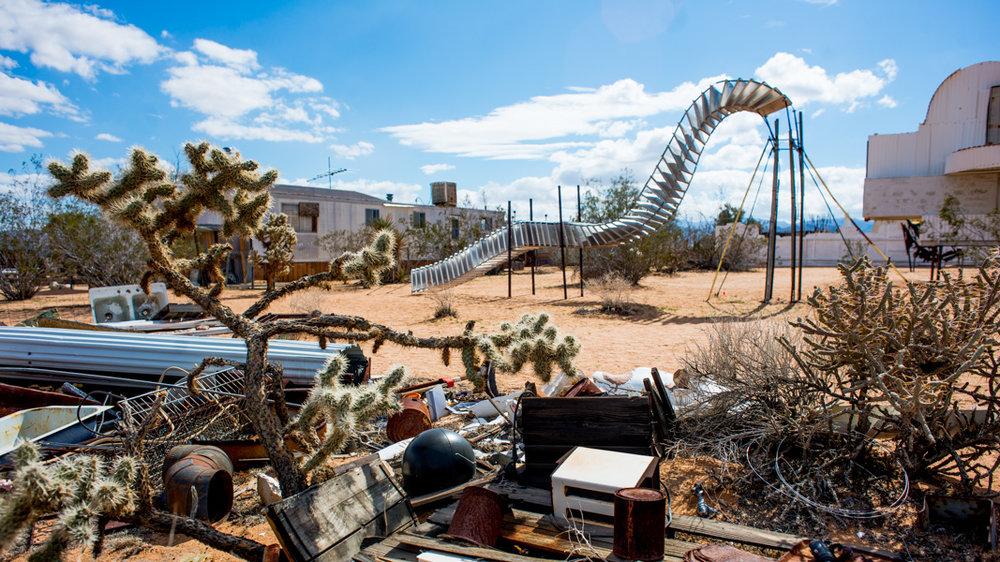 Noah Purifoy Outdoot Desert Museum