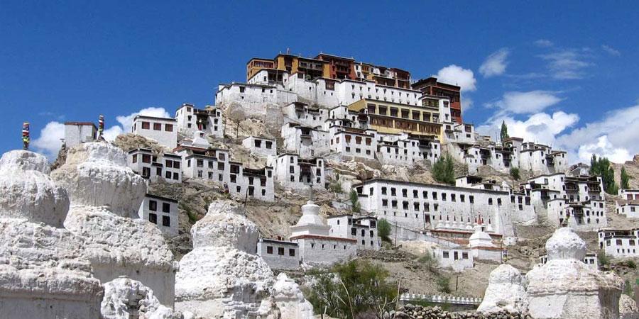Monasteries