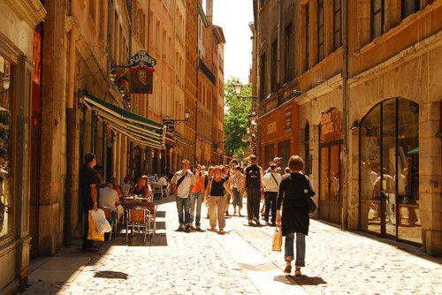 Lyon Old Town
