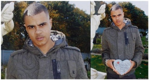 Mark Duggan's picture was purposefully cropped to make him look thuggish