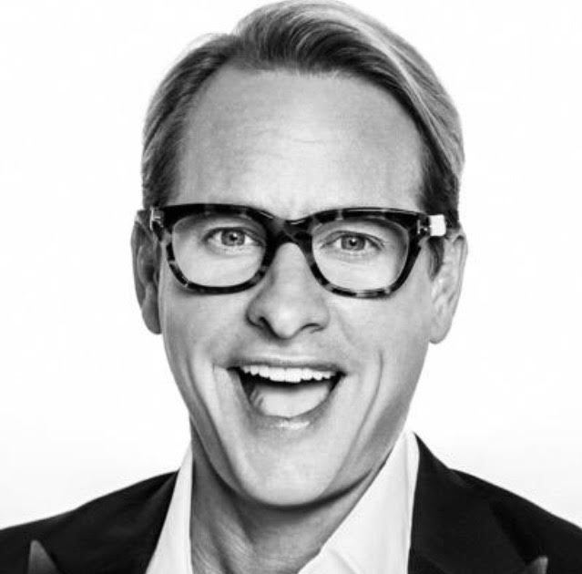 Grooming for Carson Kressley