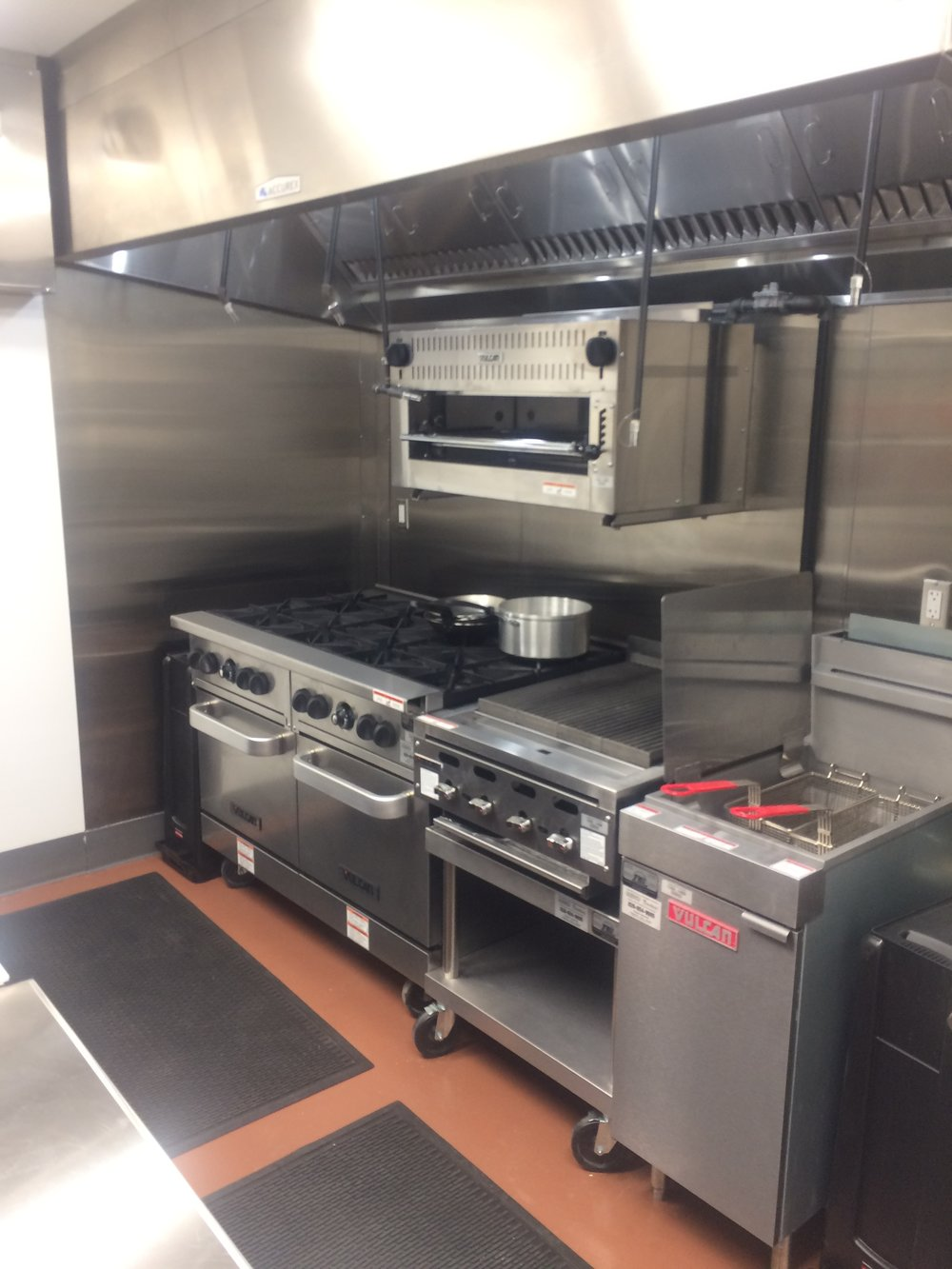 Commercial Kitchen Equipment | FRS Asheville