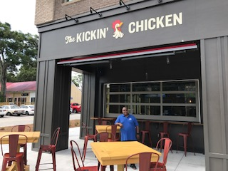 The Kickin' Chicken Mount Pleasant